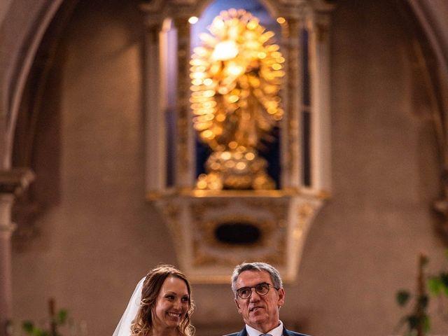 Le mariage de Pierre et Laure à Molsheim, Bas Rhin 13
