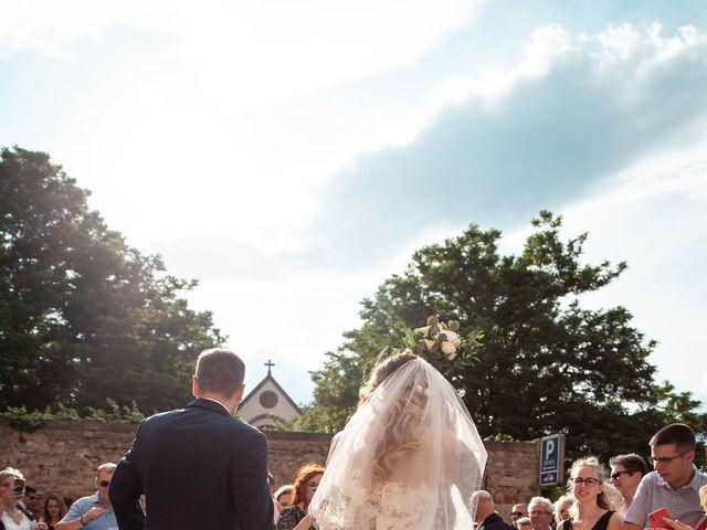 Le mariage de Pierre et Laure à Molsheim, Bas Rhin 18