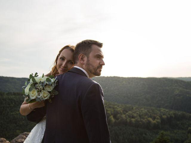 Le mariage de Pierre et Laure à Molsheim, Bas Rhin 33
