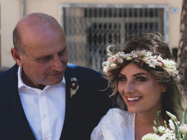 Le mariage de Fred et Mary à Fréjus, Var 10