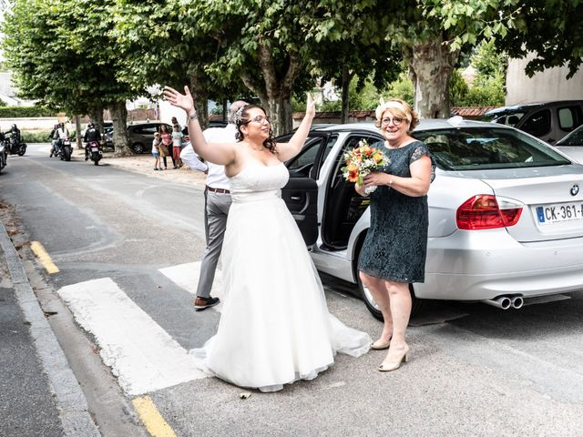 Le mariage de Brice et Emilie à Fay-aux-Loges, Loiret 9