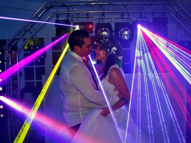Le mariage de Hinano et Freddy à Arsac, Gironde 1