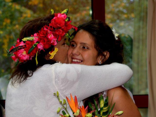 Le mariage de Hinano et Freddy à Arsac, Gironde 4