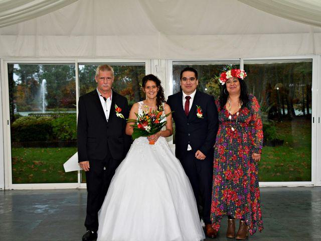 Le mariage de Hinano et Freddy à Arsac, Gironde 6
