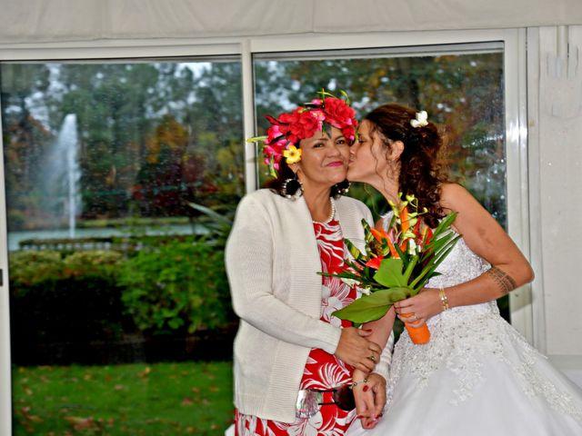 Le mariage de Hinano et Freddy à Arsac, Gironde 7