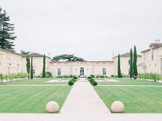 Le mariage de Olivier et Marie à Bouliac, Gironde 2