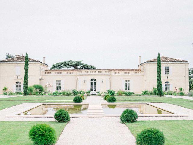 Le mariage de Olivier et Marie à Bouliac, Gironde 4