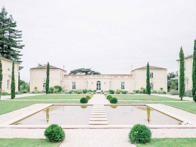 Le mariage de Olivier et Marie à Bouliac, Gironde 8
