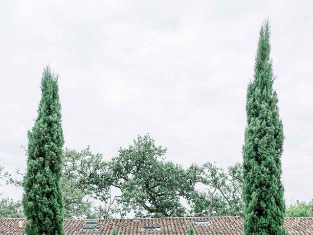 Le mariage de Olivier et Marie à Bouliac, Gironde 9