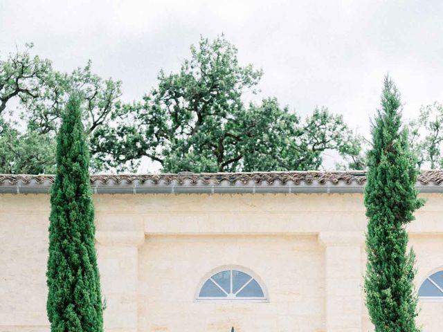 Le mariage de Olivier et Marie à Bouliac, Gironde 30