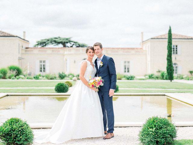 Le mariage de Olivier et Marie à Bouliac, Gironde 31