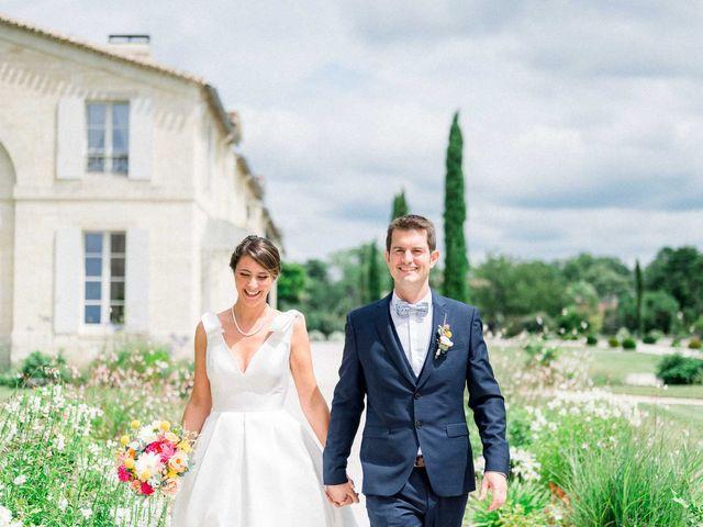 Le mariage de Olivier et Marie à Bouliac, Gironde 32