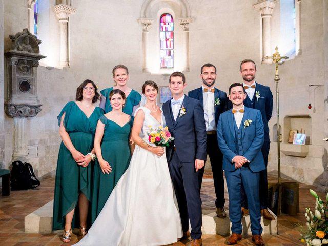 Le mariage de Olivier et Marie à Bouliac, Gironde 45