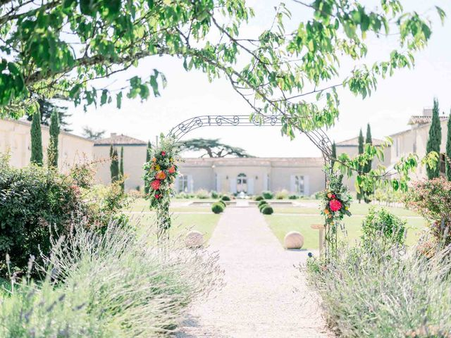 Le mariage de Olivier et Marie à Bouliac, Gironde 47