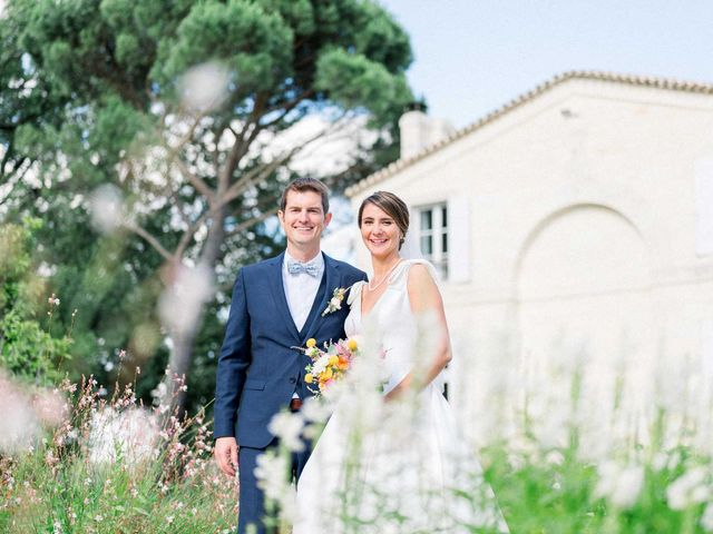 Le mariage de Olivier et Marie à Bouliac, Gironde 49