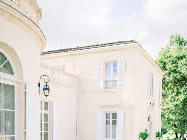 Le mariage de Olivier et Marie à Bouliac, Gironde 63