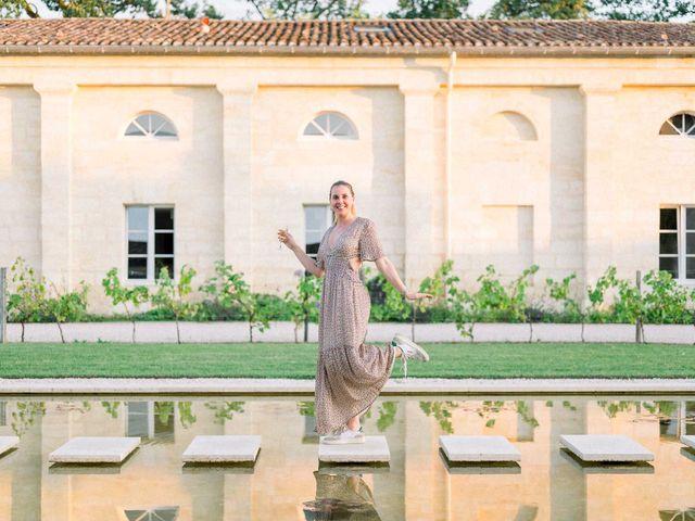 Le mariage de Olivier et Marie à Bouliac, Gironde 79