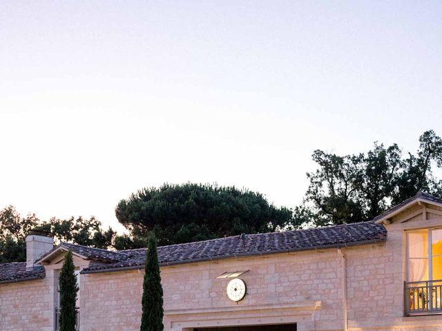 Le mariage de Olivier et Marie à Bouliac, Gironde 83