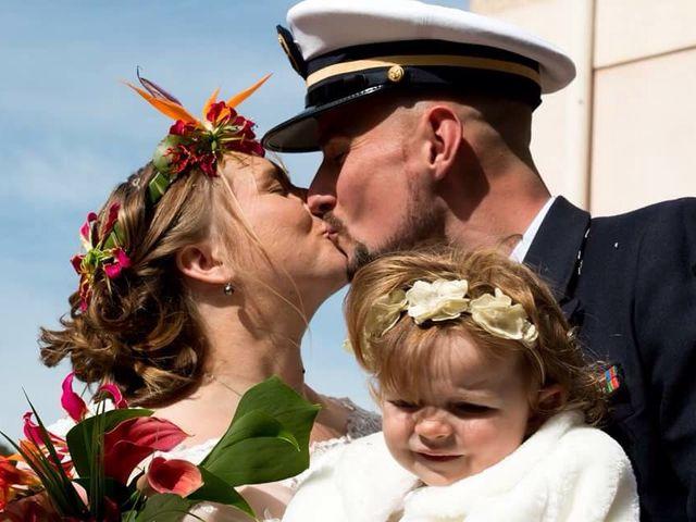 Le mariage de Guillaume et Cecile à Le Pradet, Var 1