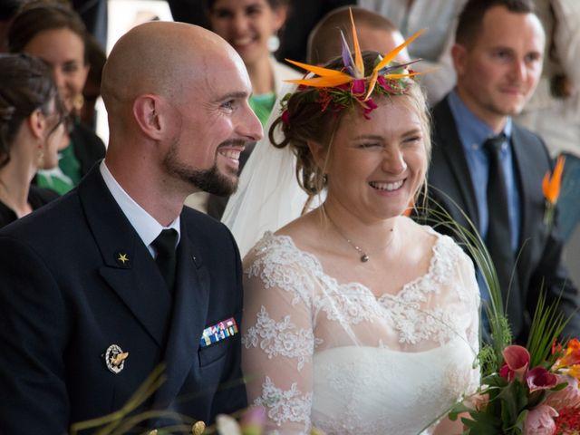 Le mariage de Guillaume et Cecile à Le Pradet, Var 2