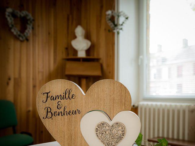 Le mariage de Jimmy et Lorinda à Pont-l'Évêque, Calvados 3