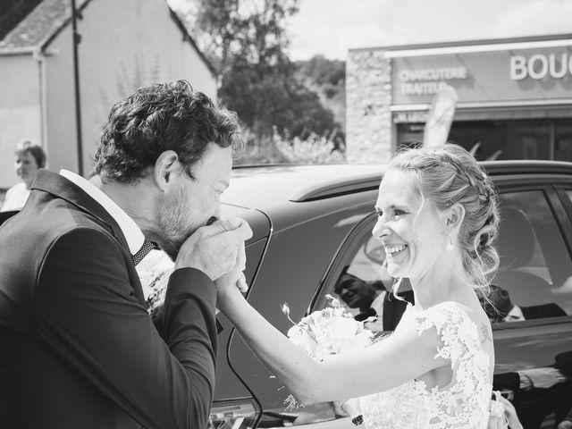 Le mariage de Jimmy et Lorinda à Pont-l'Évêque, Calvados 5