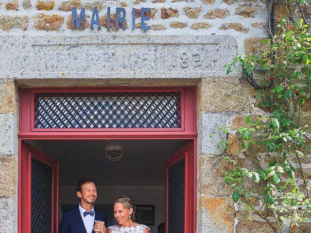 Le mariage de Jimmy et Lorinda à Pont-l'Évêque, Calvados 7