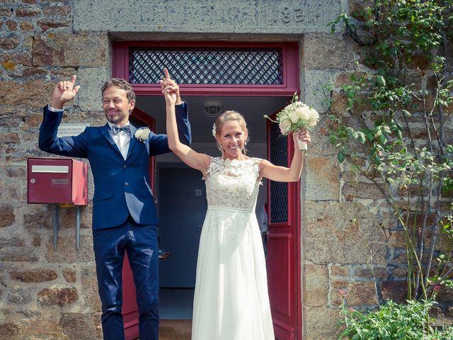 Le mariage de Jimmy et Lorinda à Pont-l'Évêque, Calvados 8