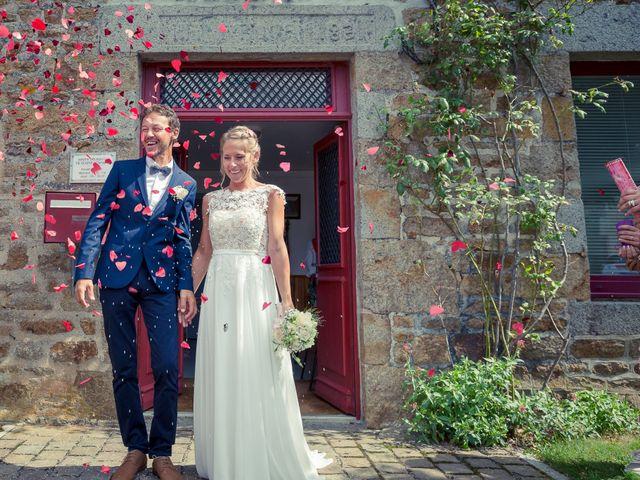 Le mariage de Jimmy et Lorinda à Pont-l'Évêque, Calvados 9