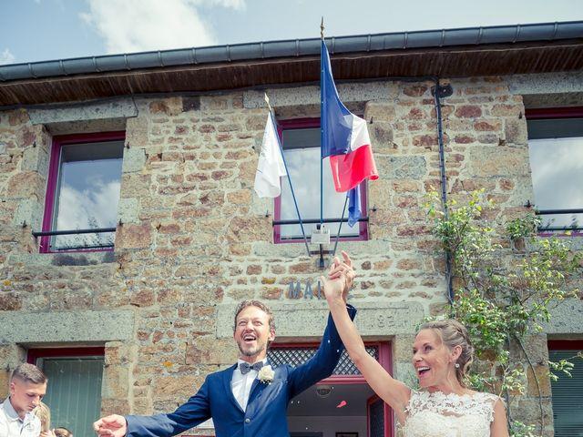 Le mariage de Jimmy et Lorinda à Pont-l'Évêque, Calvados 10