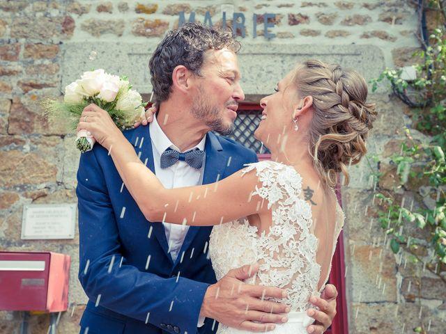 Le mariage de Jimmy et Lorinda à Pont-l'Évêque, Calvados 11
