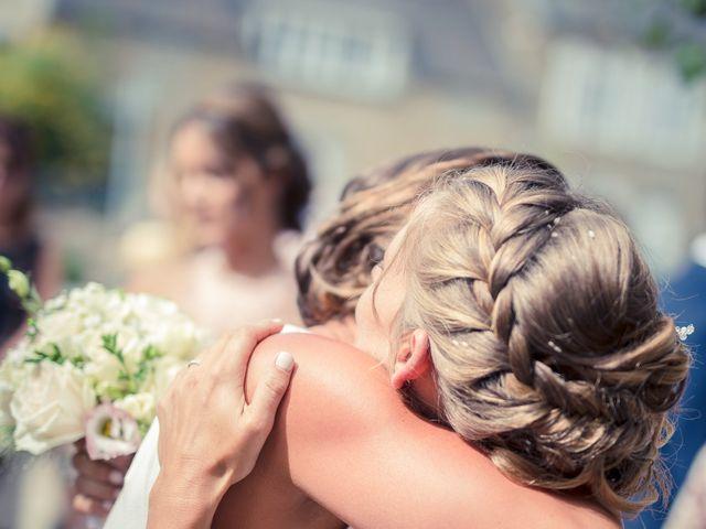 Le mariage de Jimmy et Lorinda à Pont-l'Évêque, Calvados 13