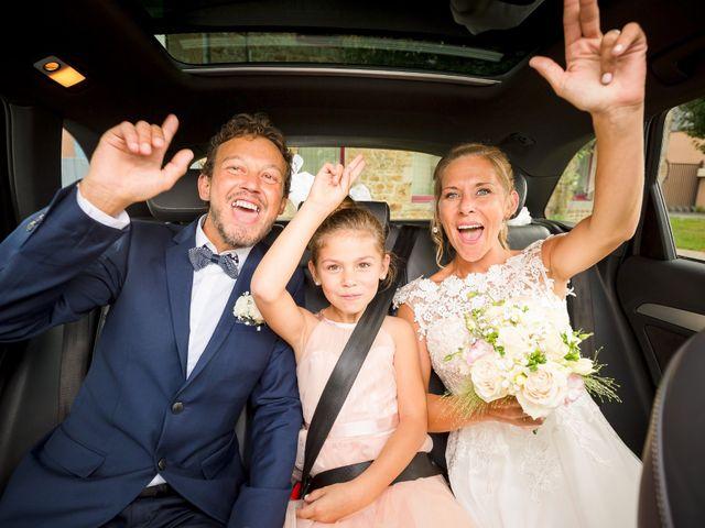 Le mariage de Jimmy et Lorinda à Pont-l'Évêque, Calvados 17