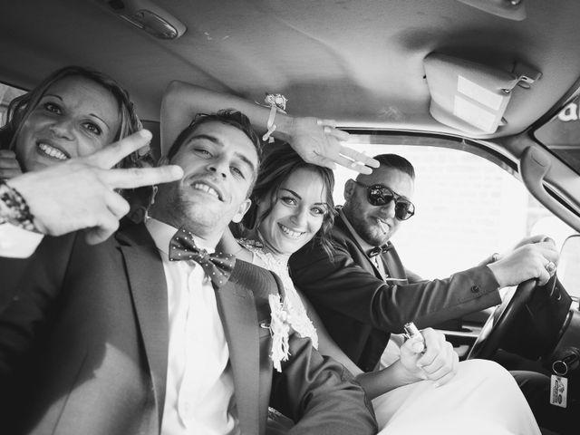 Le mariage de Jimmy et Lorinda à Pont-l'Évêque, Calvados 19
