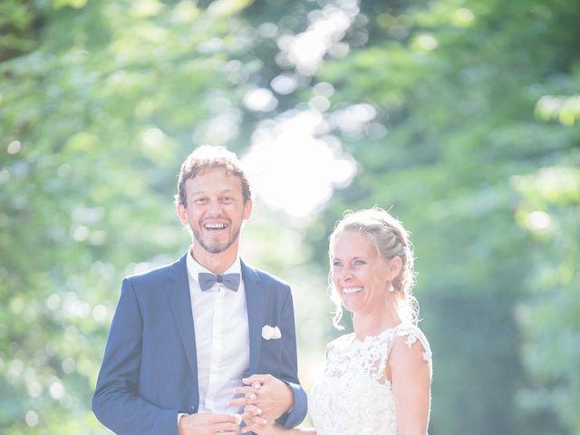 Le mariage de Jimmy et Lorinda à Pont-l'Évêque, Calvados 31