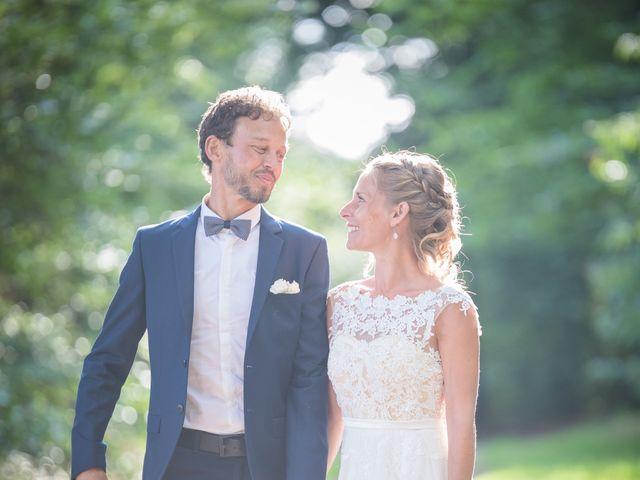 Le mariage de Jimmy et Lorinda à Pont-l'Évêque, Calvados 32