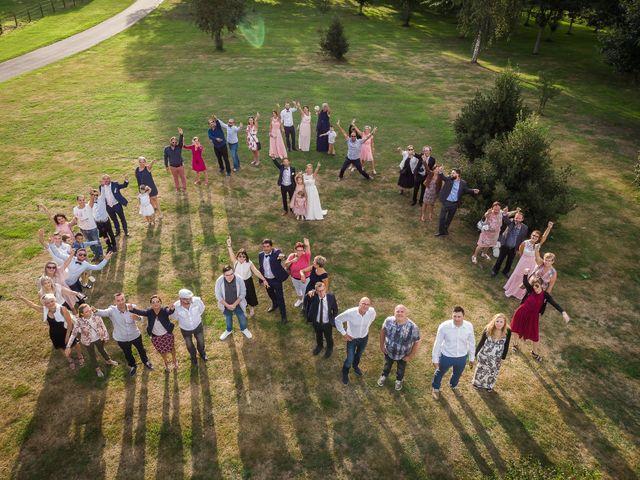 Le mariage de Jimmy et Lorinda à Pont-l'Évêque, Calvados 36