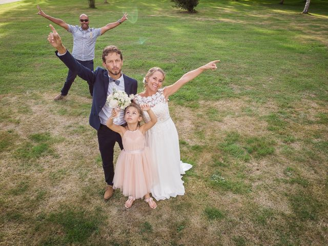 Le mariage de Jimmy et Lorinda à Pont-l'Évêque, Calvados 37