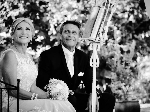 Le mariage de Michel et Armande à Pierrefeu-du-Var, Var 2