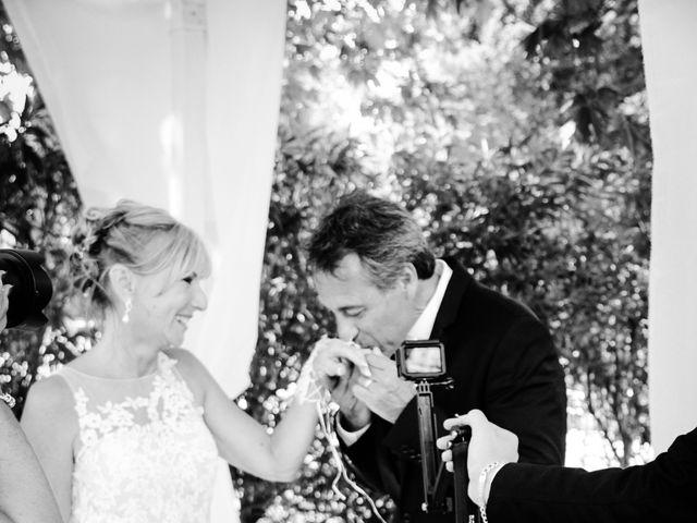 Le mariage de Michel et Armande à Pierrefeu-du-Var, Var 4