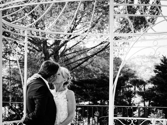 Le mariage de Michel et Armande à Pierrefeu-du-Var, Var 15