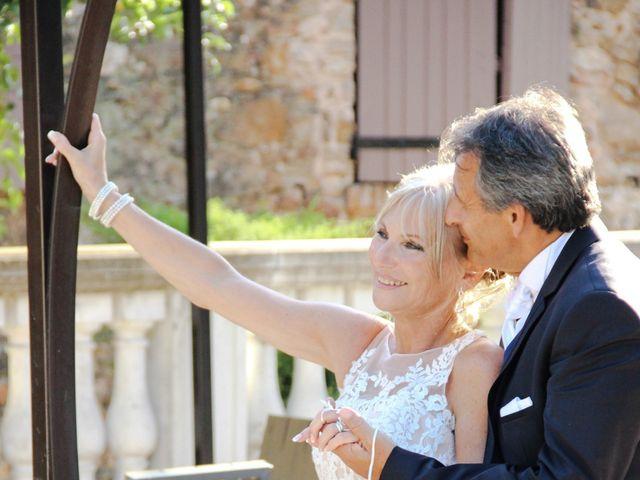 Le mariage de Michel et Armande à Pierrefeu-du-Var, Var 16