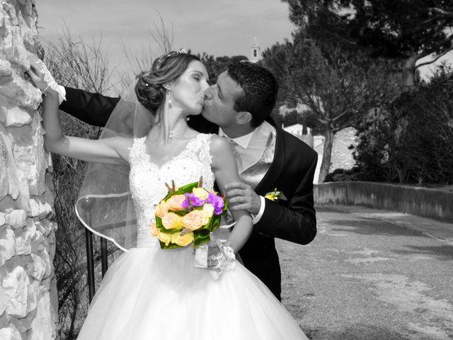 Le mariage de Jérémy et Sabrina à Marseille, Bouches-du-Rhône 10