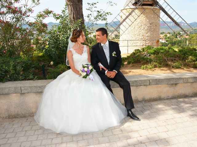 Le mariage de Jérémy et Sabrina à Marseille, Bouches-du-Rhône 11