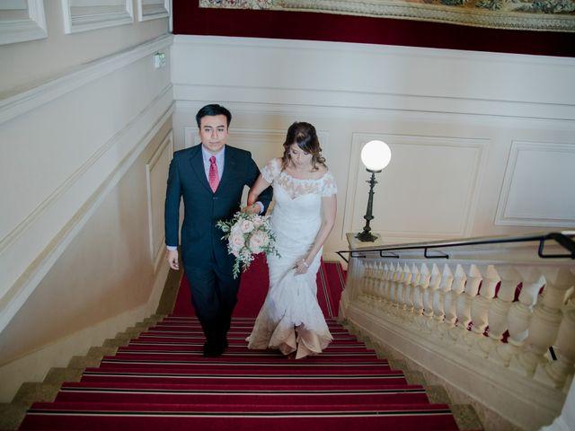 Le mariage de Jérôme et Maria à Angers, Maine et Loire 10