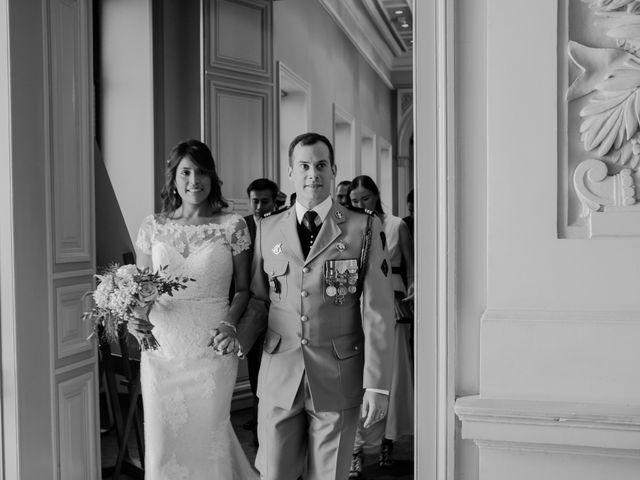 Le mariage de Jérôme et Maria à Angers, Maine et Loire 16