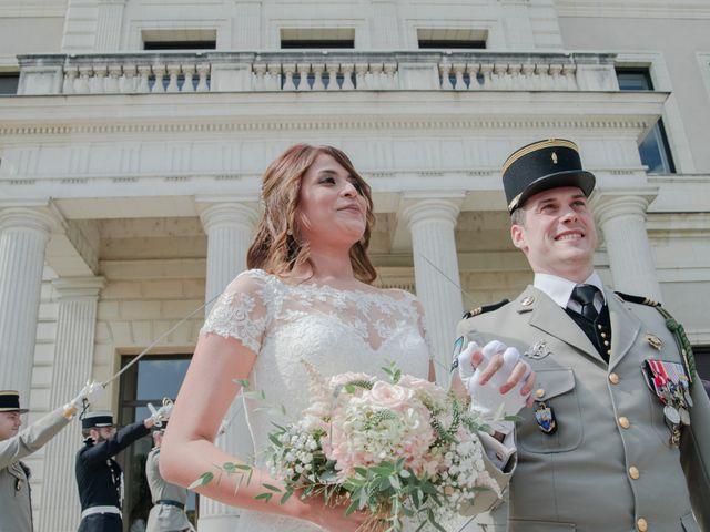 Le mariage de Jérôme et Maria à Angers, Maine et Loire 22