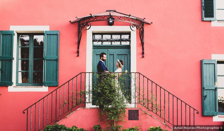 Le mariage de Fred et Mary à Fréjus, Var