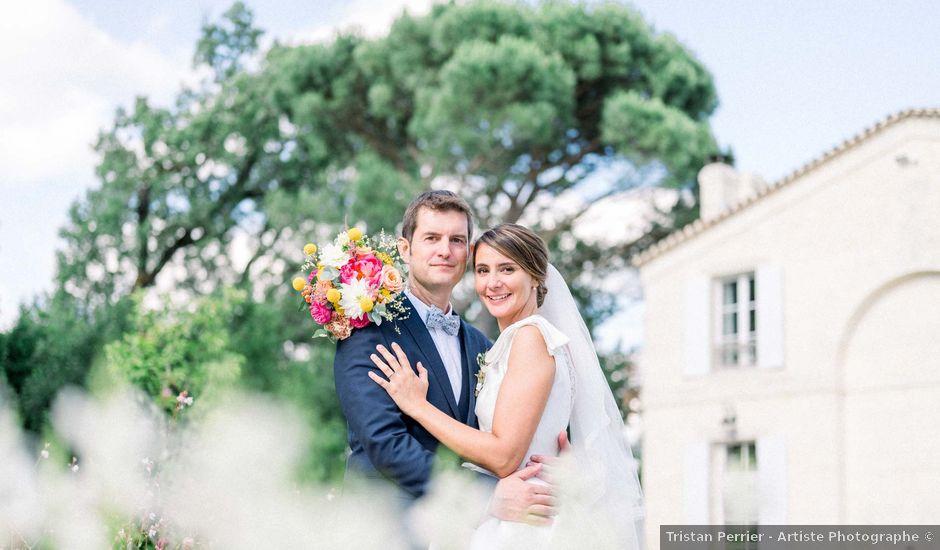 Le mariage de Olivier et Marie à Bouliac, Gironde