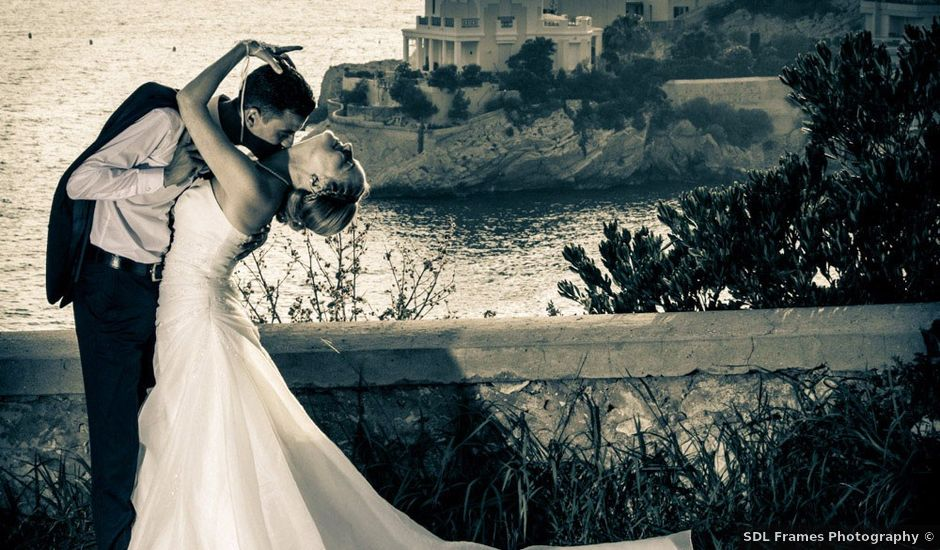 Le mariage de Farid et Adeline à Marseille, Bouches-du-Rhône